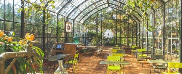 franschhoek babylonstoren botanical garden