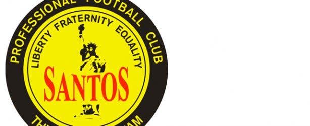 Santos soccer team logo