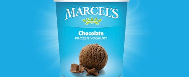Marcel's Frozen Yoghurt Anytime Chocolate Tub