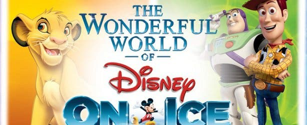The Wonderful World of Disney on Ice 2017