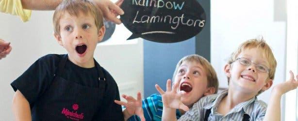 Kids Fun Food Lab