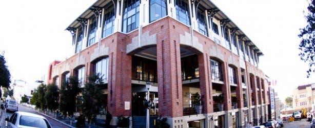 Cape Quarter Square Exterior