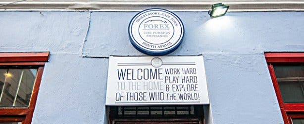 Forex The Foreign Exchange Cape Town Observatory