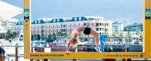 V&A Waterfront Get Active Outdoors