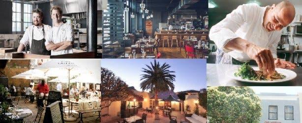 Beste restaurants kaapstad zuid-afrika