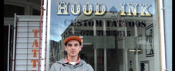 Hood Ink Tattoo Shop