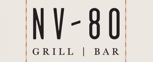 NV-80 Grill & Bar Logo