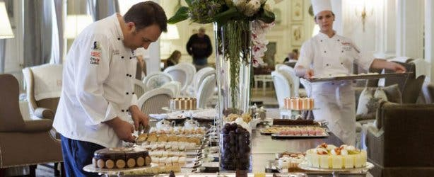Mount Nelson High Tea 7