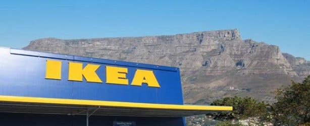 Ikea in Kaapstad