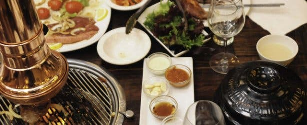 Galbi restaurant Korean food