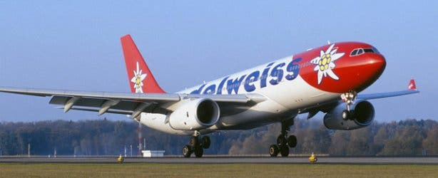 Edelweis Airline