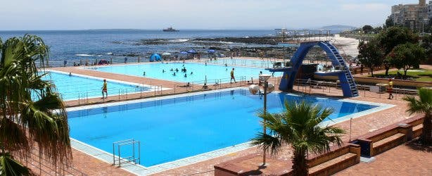 Sea Point Pool Cape Town