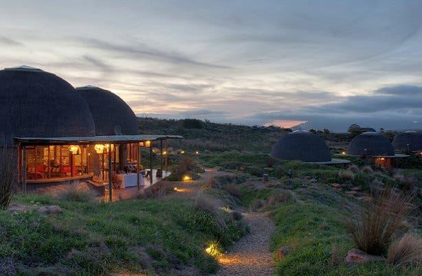 Kwena Lodge at Gondwana Game Reserve