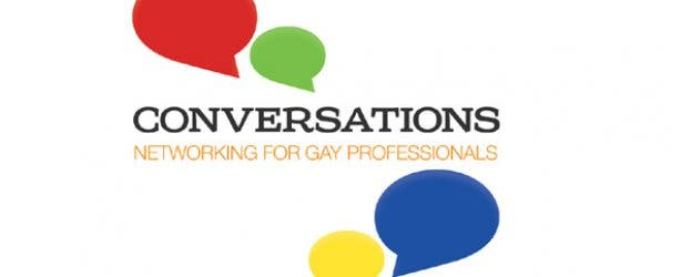 Conversations Gay Networking Event Series