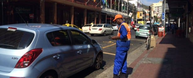 Car guards Cape Town