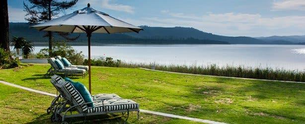 Benguela Lakeside Lodge Lawn