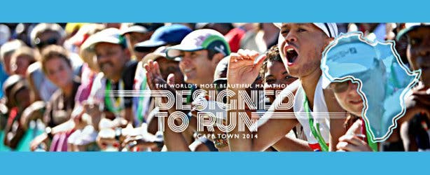 2014 Old Mutual Two Oceans Marathon in Cape Town