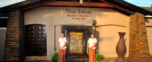 Thai Sabai Day Spa and SKin Clinic Cape Town