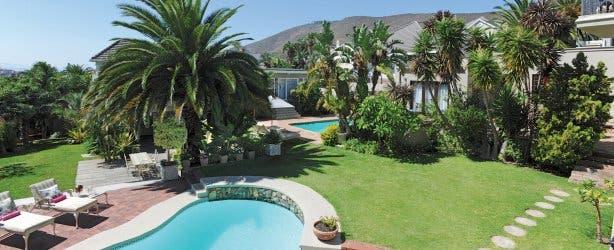 Kindvriendelijk hotel Kaapstad