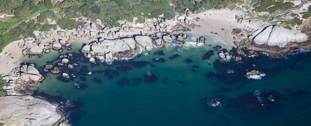 NAC Helicopter Trip Boulders Beach