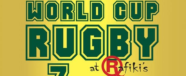 Rafiki's Rugby World Cup Specials