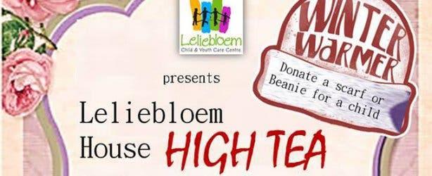 Leliebloem High Tea - 1