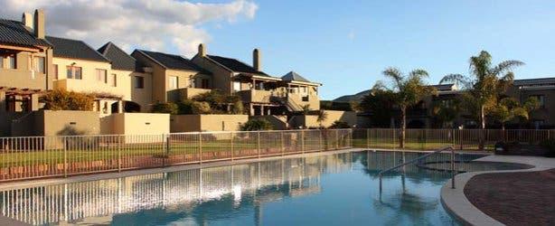 Devonvale estate pool