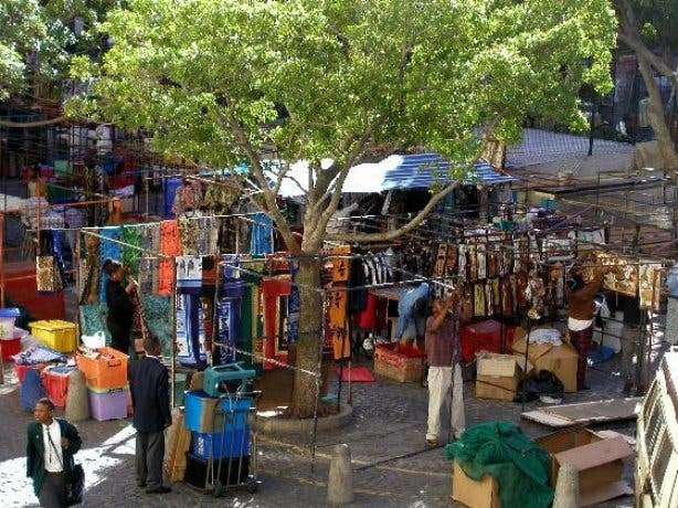 market Cape Town