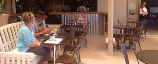 Slip Slops Kitchen Bar Interior