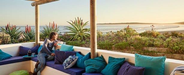 Zula Beach House Patio Bench