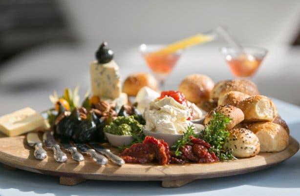 Cheese Platter from Kleinvalleij's Festa