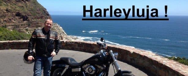 Hellmut Münch Harley