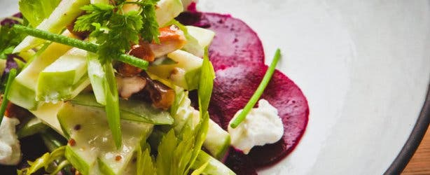 Mondiall Restaurant Waldorf Salad