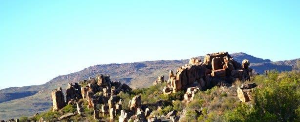 Cederberg Kaapstad
