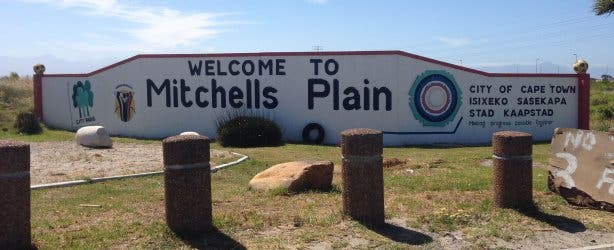 mitchell's plain township sign