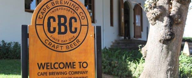 Cape Brewing Company CBC