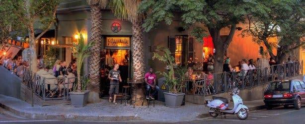 Cafe Manhattan Kaapstad