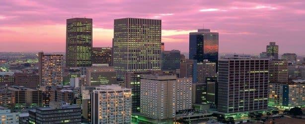 Johannesburg zuidafrika