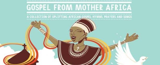Gospel From Mother Africa CD cover