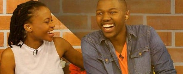 Boitumelo and Aphiwe