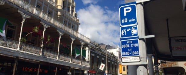 Car guards Cape Town
