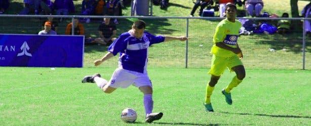 Santos Soccer Team 2