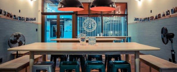 Beijing Opera Dim Sum Restaurant Interior 2