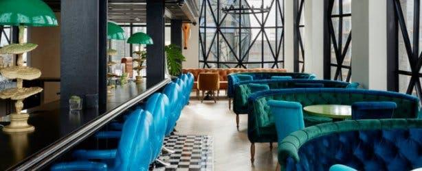 Willaston Bar at Silo Hotel