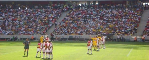 Ajax vs Santos