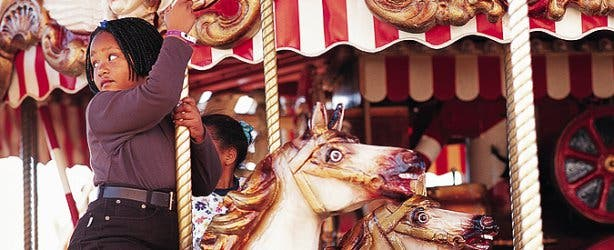 ratanga junction carousel