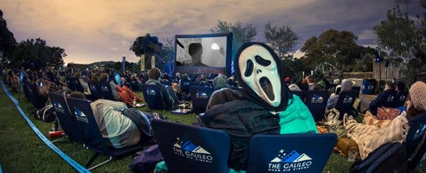 Halloween at the Galileo - 1