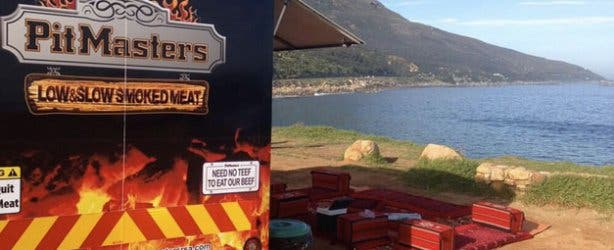 PitMasters Smoked Meat Food Truck