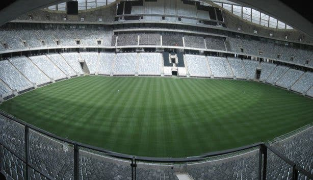Cape Town Stadium Pitch