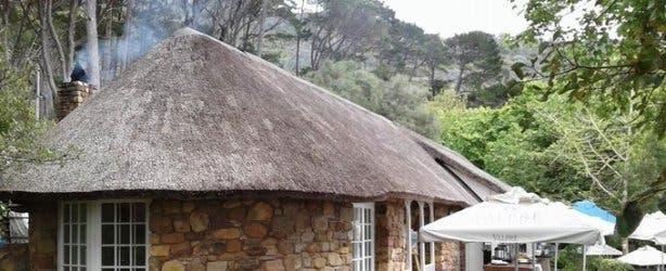 Rhodes Memorial Restaurant and Tea Garden
